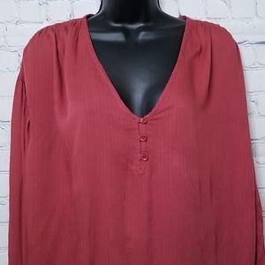NWT Treasure & Bond blouse